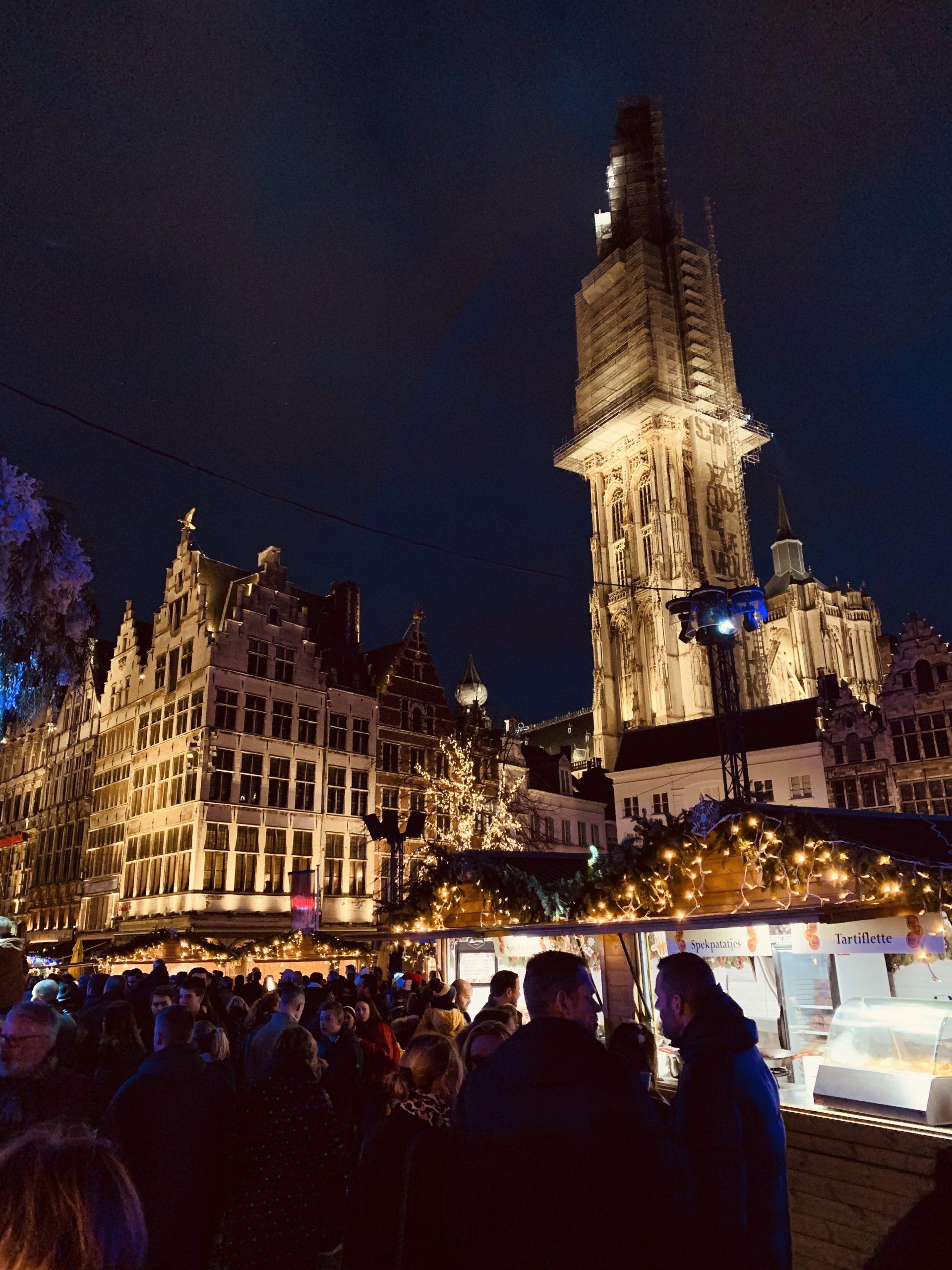 Tag 02: Antwerpen