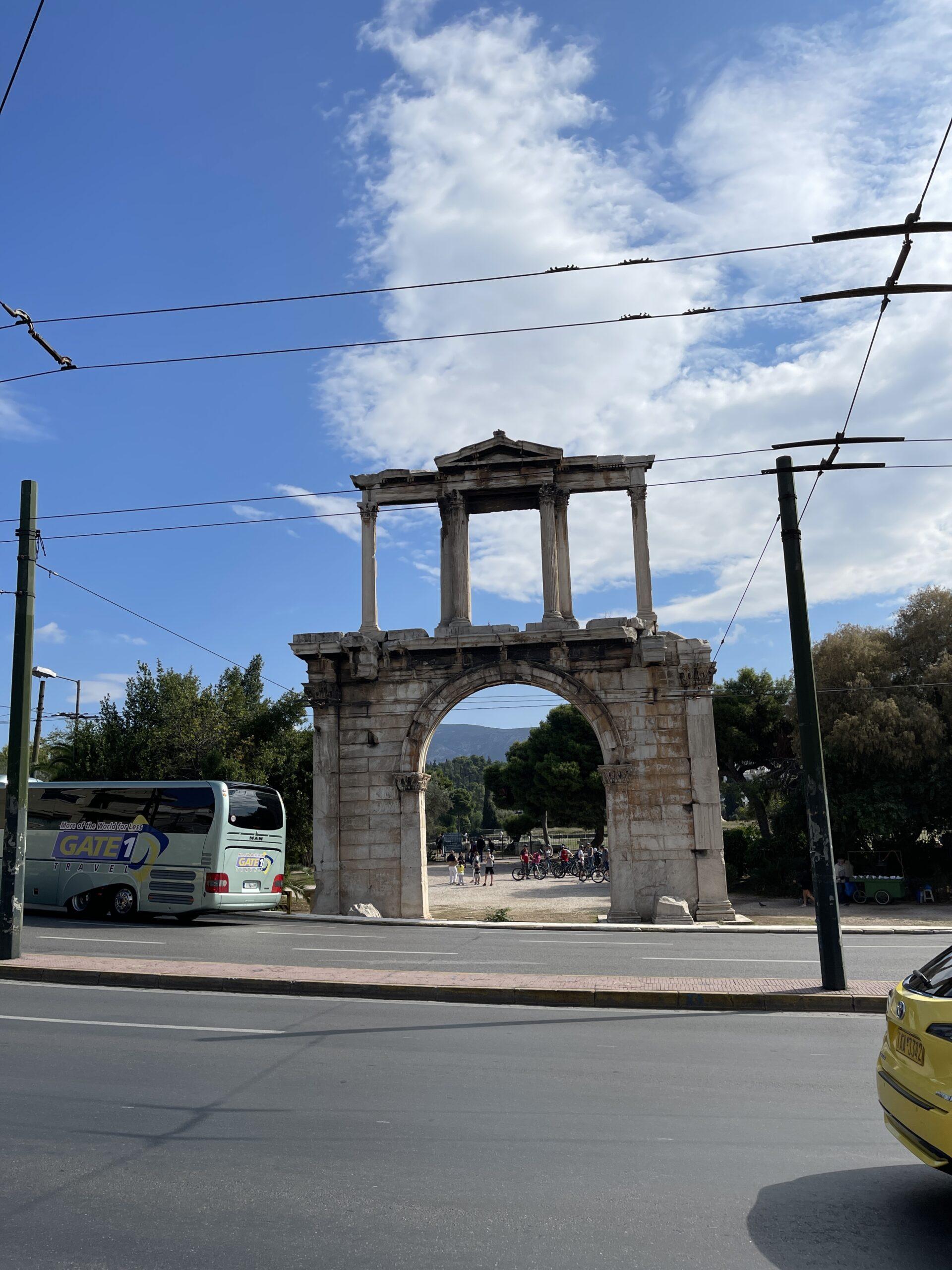 Tag 01-04: Seetag-Rhodos-Seetag-Athen